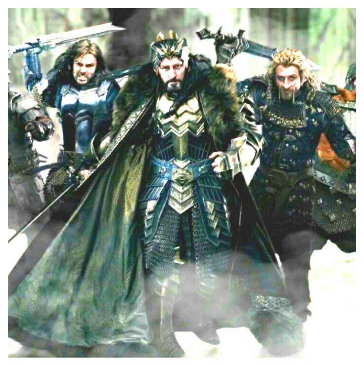 Durin's sons.