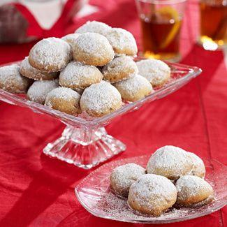 Snowball Cookies - Jill Bauer - QVC