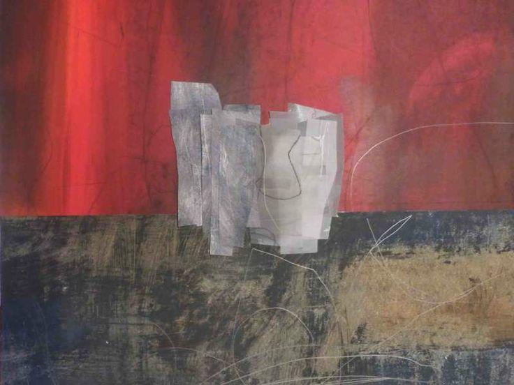 """Dal 9/05 al 25/05 sarà la volta di Maria Panzuto con la sua mostra  """"ARCHEOLOGIA PRIVATA"""""""
