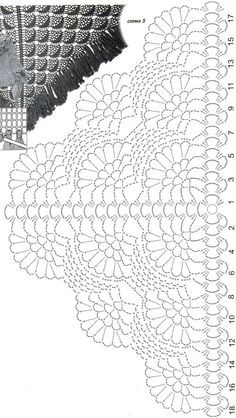 Patrones De Poleras Para Tejer Crochet moreover Chalecos besides 474989091926574395 likewise 26 Modelos De Gorros Para Tejer A Crochet Con Patrones additionally Fantasia Crochet. on crochet boleros