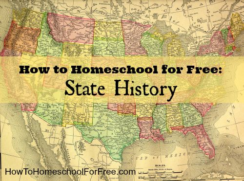 While you don't have to spend a ton of time on state history, many states require that at least some state history be taught. Here are several completely free resources that can help you to get that requirement covered without breaking the bank! Resources for all 50 states Apples4theTeacher This has all 50 states with …