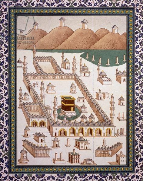 Kaaba - Kabe