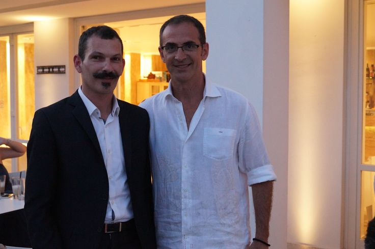 The real man who inspired hero Michael, in the book! #patmosaktis