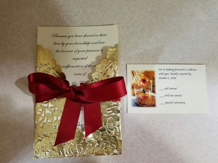 Beauty And The Beast Themed Wedding Invitations: Beauty And The Beast Theme Wedding Invitation