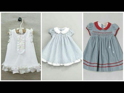 304b4a8f65cf kids cotten froks-baby frocks designs kids cotton frock design 2018 ...