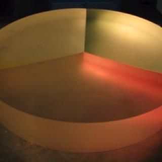 three-blocks glass lamp #design #fuorisalone #milano