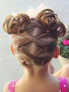Todo para Nanos - Peinados para niñas