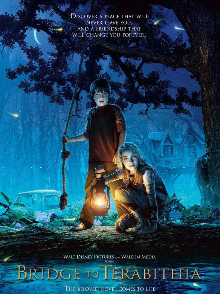 A vida de Jess Aarons (Josh Hutcherson) é transformada após conhecer Leslie Burke (AnnaSophia Robb), aluna novata da escola e sua nova vizinha, que o apresenta a um mundo mágico. Juntos em Terabíti…