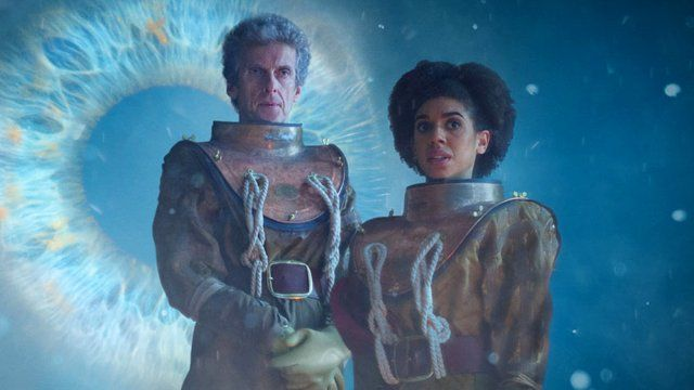 Thin Ice is the title of the new Doctor Who episode. Check out 29 Thin Ice stills in the gallery viewer below.