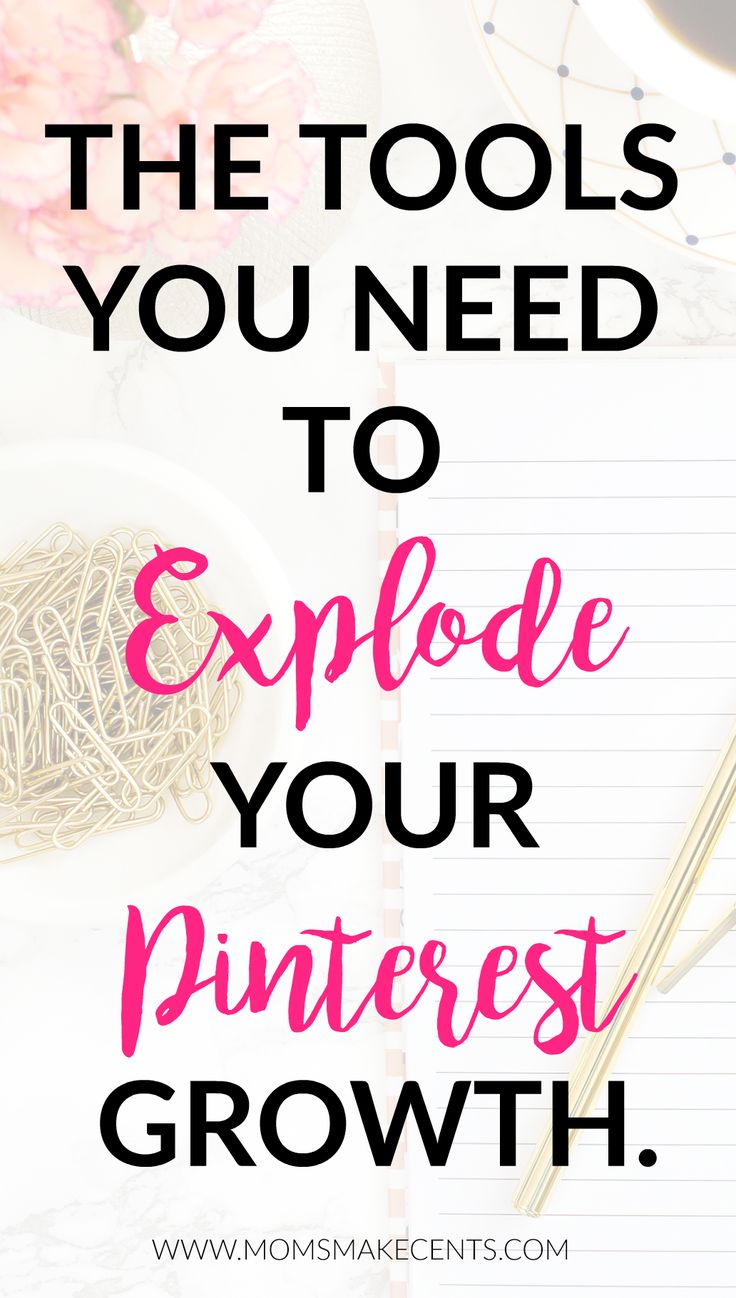 Are you ready to see your Pinterest growth take off? These are my favorite Pinterest tools to 1. Save Time 2. Create Pin-Worthy Images 3. Find Better Group Boards 4. Increase Your Traffic and Followers. Click through to download the free Pinterest Tool Guide.