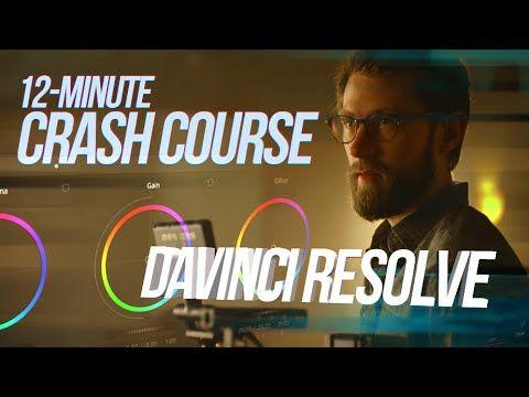 DaVinci Resolve 12 Tutorial : Crash Course in 12 Minutes https://www.youtube.com/watch?v=ojjfhCrjDus #davinciresolve