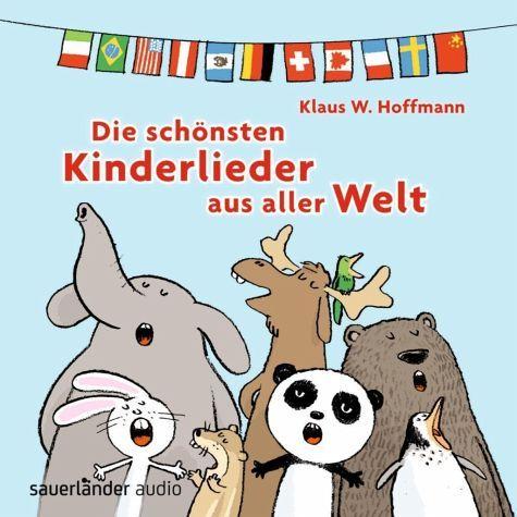 Klaus W. Hoffmann hat die schönsten Klassiker aus aller Welt zusammengesucht, deutsche Texte dazu geschrieben und die Lieder frisch und modern arrangiert.