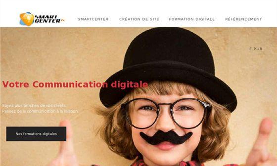 Smartcenter - Agence web à Lyon     - Lyon, Rhône, Rhône-Alpes