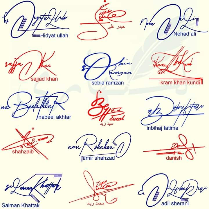 Handwritten Signature New Collection Signature Ideas Signatures Handwriting Cool Signatures