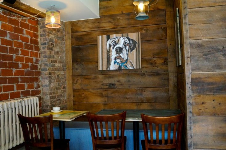 10 great places to eat in New York City: The Grey Dog