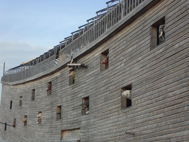 Replica of Noahs Ark
