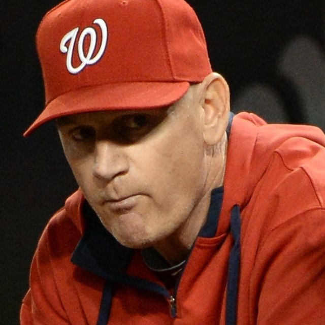 To hear Washington Nationals manager Matt Wiliams tell it, the only damage done by his team's historic 18-inning Division Series loss to San Francisco Saturday is to his own backside.