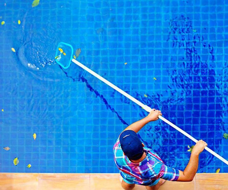 No one likes the chore of pool service, but regular care keeps the water clean and balanced, and your equipment functioning properly. The good news is that pool maintenance is easier than ever, and should take no longer than a few minutes a week. #IslandPools #SaturdayLifeHack
