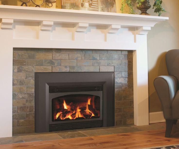 Gas Fireplaces Archgard Gas Fireplace Insert 34