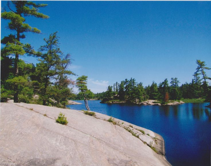 Grundy Lake Provincial Park (Photo Credit: Ashley Poore)
