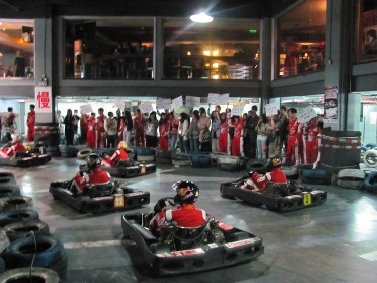 stampede karting