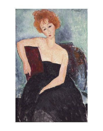 Amedeo Modigliani affiches sur AllPosters.fr