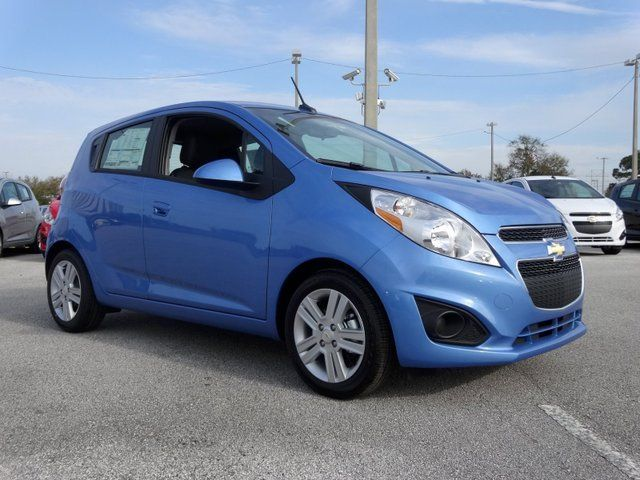2014 Chevrolet Spark LS - Denim