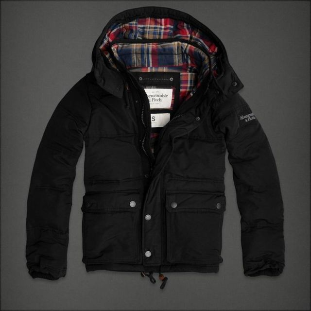 Cheap Abercrombie and Fitch Mens Down Jackets AF0031 [Abercrombie 410] -  $156.97 : Hollister