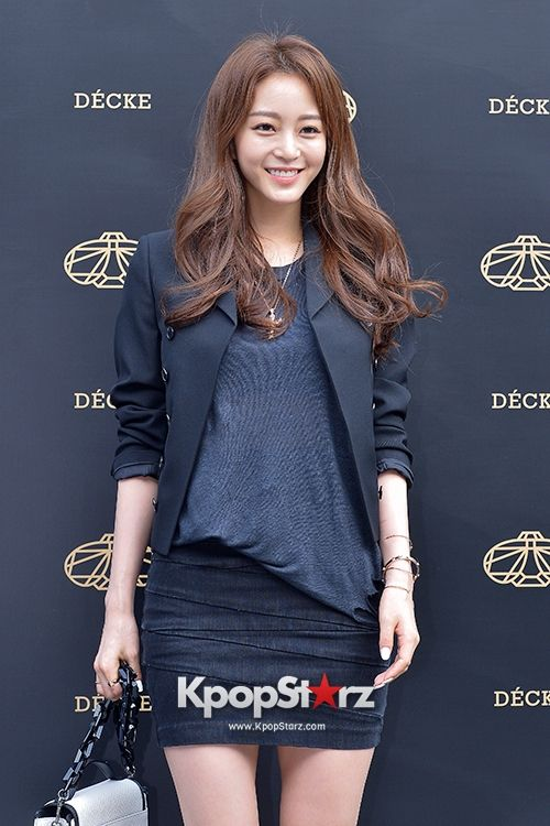 Han Ye Seul Attends DECKE Launching Event - Aug 22, 2014 [PHOTOS] : Photos : KpopStarz