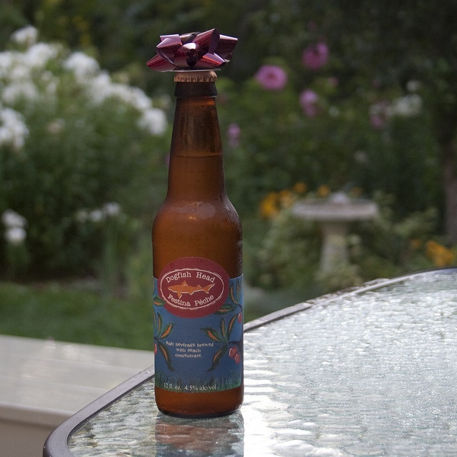 August 11, Birthday Beer (one of my Favs)