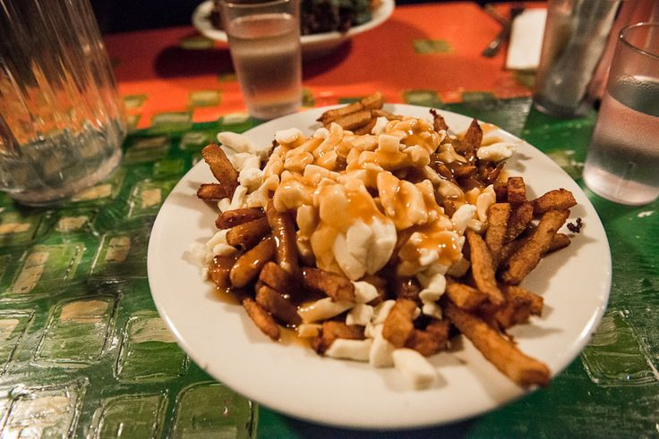 Much ado about cheese curds, La Banquise, Montreal, Canada
