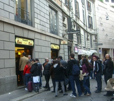 24 best images about milano on pinterest restaurant for Best lunch in milan