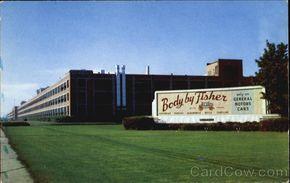 Fisher Body Division General Motors Corp. Flint Michigan