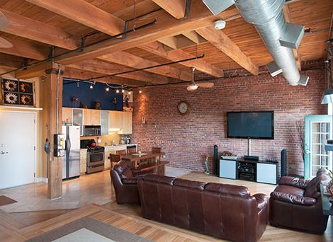 66 Best Images About Exposed Ductwork On Pinterest