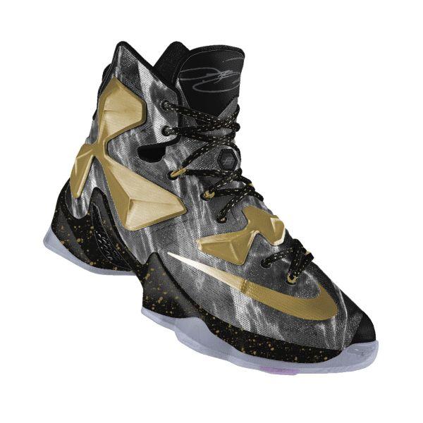 size 40 3032c 4392e Nike LeBron XIII iD   NIKEiD   Nike lebron, Nike id, Nike