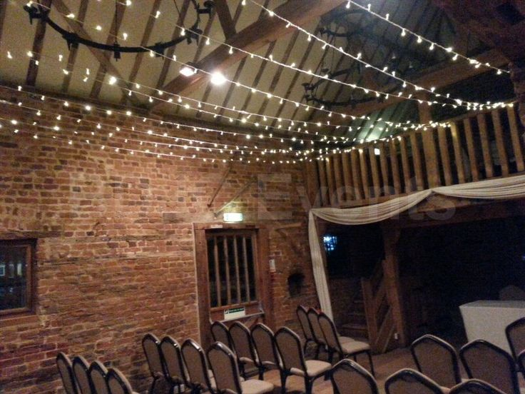 Hire  Fairy Light Canopy for Weddings, Parties and Events in Hertfordshire #bdjcevents #eventlighting #partylighting #venuedressing #ledtablecentres #paperlanterncanopy