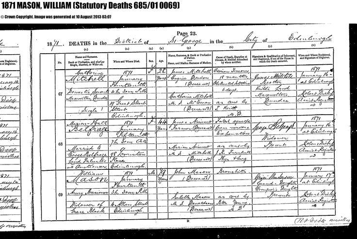 William Mason - View media - Ancestry.com.au