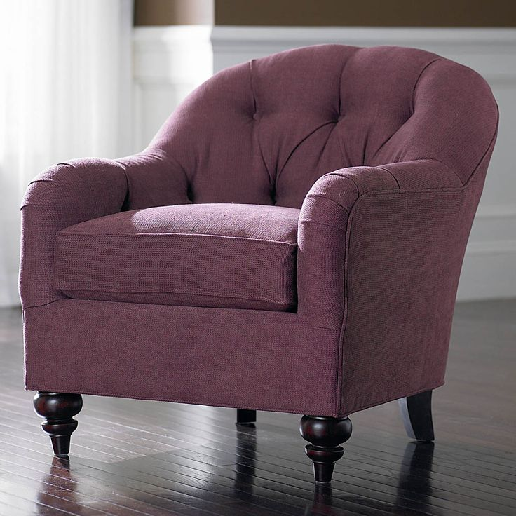 The Caldwell Accent Chair By Bassett Furniture Can Be Customized With Over  1,000 Fabric Options.