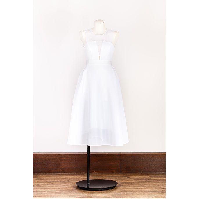 Eileen Kirby - Wish Dress White