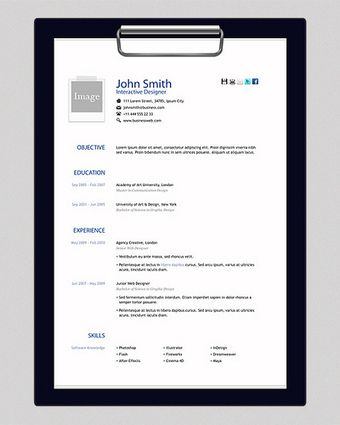 210 best Resume Writing Advice images on Pinterest Writing - video editor resume template