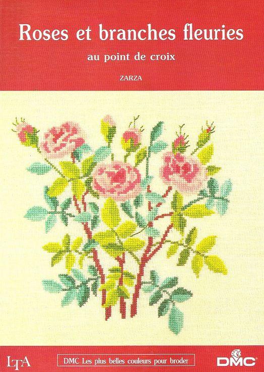 Gallery.ru / Фото #1 - Roses et branches fleuries - logopedd