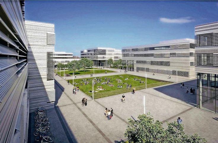 Düsseldorf: Arbeiten auf FH-Campus verzögern sich