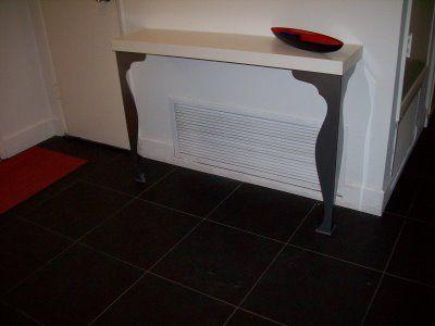 Slim Hallway Table