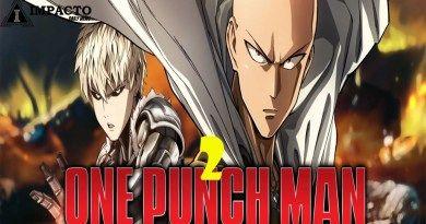 Yeah! One-Punch Man: anuncian staff y elenco de la segunda temporada.