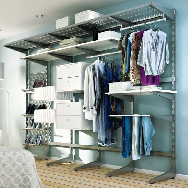 Concept storage dressing xl castorama rangement pinterest assaisonnem - Armoire dressing castorama ...