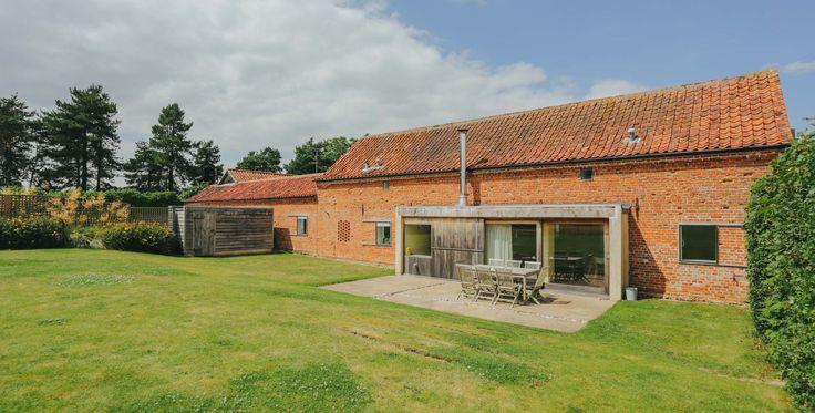 Quaker Barns / nowoczesna STODOŁA – nowoczesna STODOŁA   wnętrza & DESIGN   projekty DOMÓW   dom STODOŁA