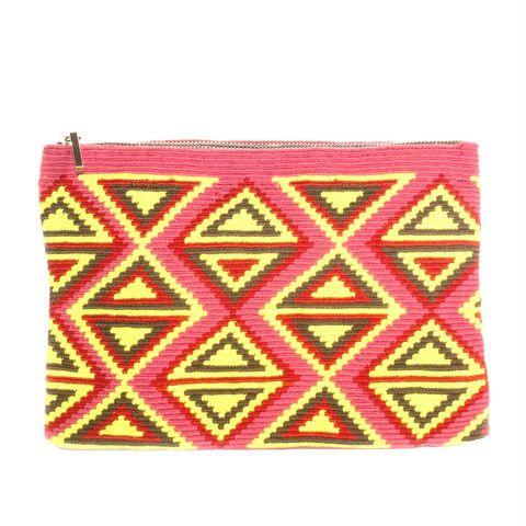 Ari Clutch - Wayuu Bags | Chila Bags