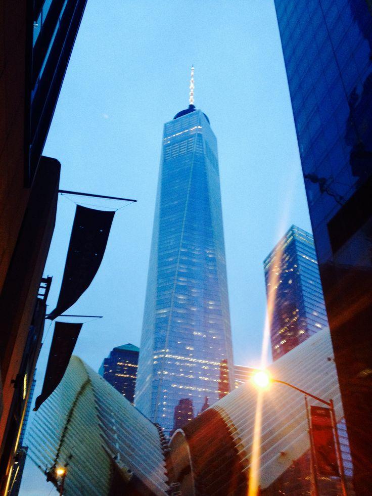 #OneWorldTradeCenter #NewYork by #TheAuthor