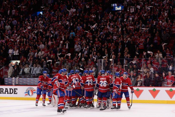 Match 5 - Les Canadiens forcent la tenue d'un match 6. / Game 5 - Habs force a Game 6. #GoHabsGo