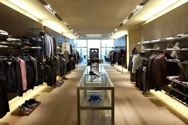 #briandales at TESSABIT Menswear in Como